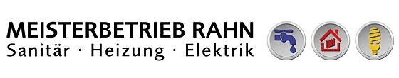 Logo Meisterbetrieb Rahn